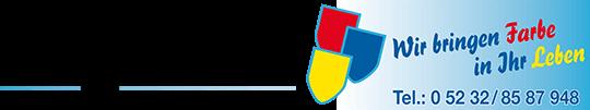 Malerbetrieb Ziegenbein - Logo